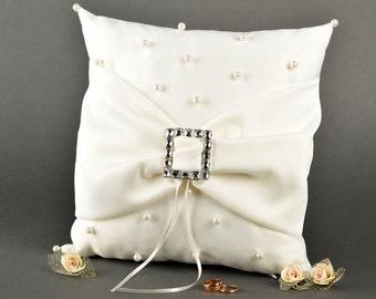 Beautiful handmade ring bearer pillow handmade wedding accessories gift ideas