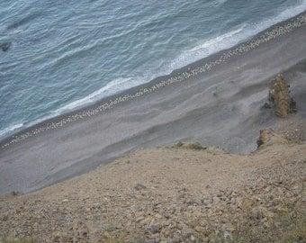 Icelandic Sea Birds on Coast Fine Art Print