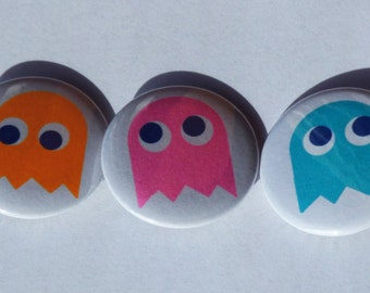Pacman & Ghosts