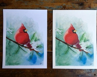 Cardinal rule. (Prints) -natural or white-