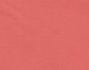 Scallop Valance Solid Coral
