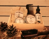 The Everything Beard Care Kit