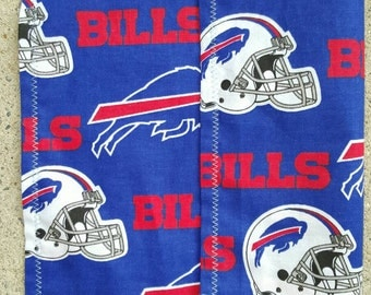 Buffalo Bills NFL Handkerchief or Pocketsquare