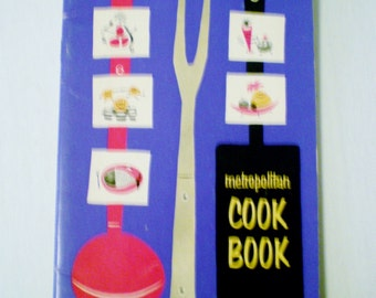Retro Metropolitan Cook Book