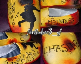 Chasing Melodies Shoes