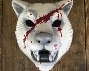 Tiger Mask Horror Movie You're Next