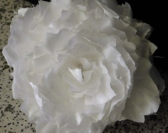 Rebecca's Millinery - Handmade Carnation
