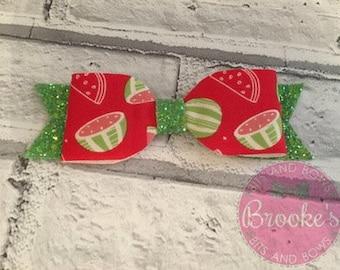 Watermelon Bow
