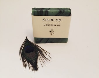 Mountain Air Soap Vegan Organic Cold Process Soap By kikibloo