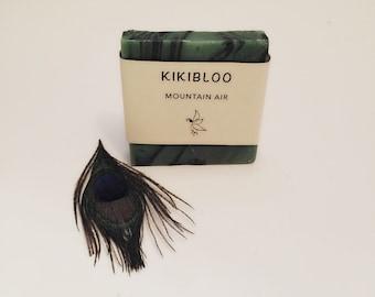 Mountain Air Soap Vegan Organic Cold Process Soap By kikibloo