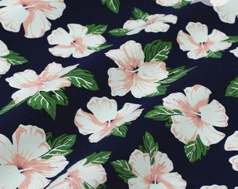 Flower Blooms Cotton Fabric FC010B