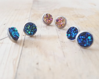 8mm stainless steel galaxy collection