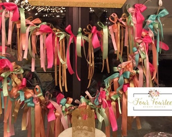 Pretty Bow Garland