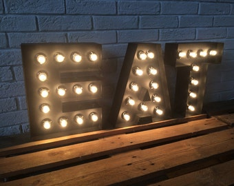 metal letter for wall metal letters decor metal letters with lights marquee sign wall letters letter lights