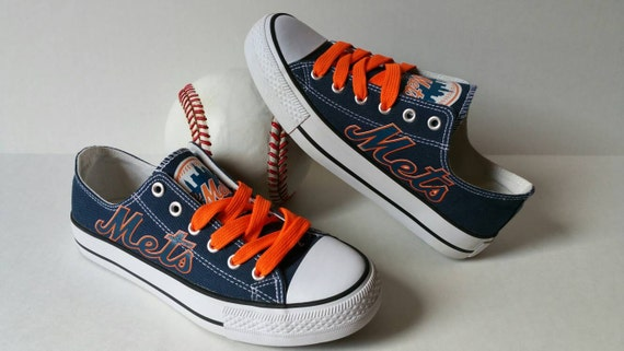 new york mets s athletic team shoes by sportzunlimited