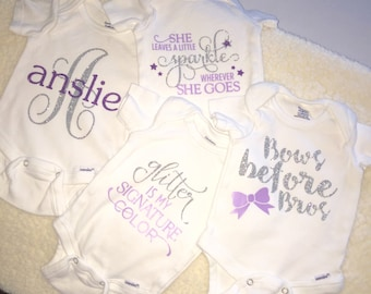 Personalized Onesies
