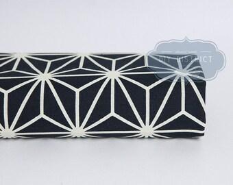 Japanese fabric Asanoha