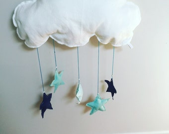 Attractive mobile studed cloud
