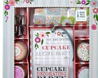 Meri Meri Cupcake Bakery Party Kit