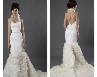 LUCIA Bridal Gown Sample by COCOE VOCI