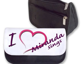 I love (heart) Miranda Sings Pencil case / make up bag