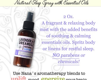 Lavender Dreams Sleep Spray