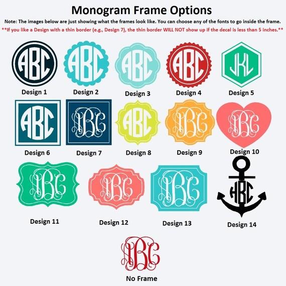 Diy Glitter Monogram Iron On Decal Monogrammed Heat Transfer