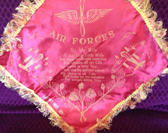 Vintage 1940's (most likely) souvenir US Army Air Force