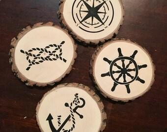 Nautical Coaster Set