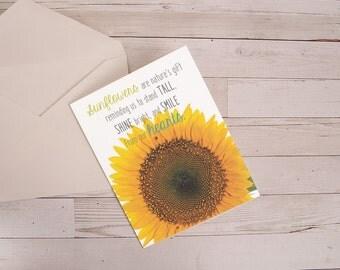 Sunflowers / Nature's Gift
