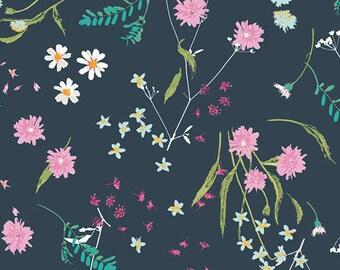 Blossom Swale Depth from Lavish  - 1/2 Yard - Katarina Roccella for Art Gallery Fabric