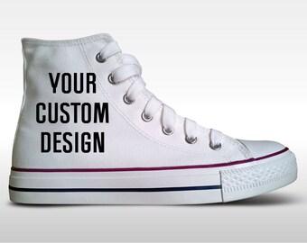 Custom shoe decoration, the way you want