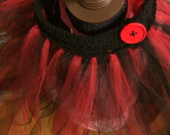 Crocheted Band Tutu
