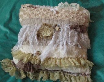 Gorgeous Lace Pillow