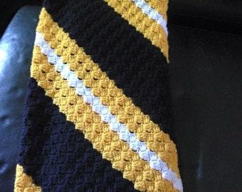 Pittsburgh Steelers baby blanket