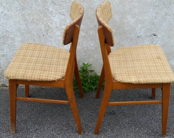 Farstrup, Danish Modern, Dining Chairs, Desk Chair, Classic 1950s, 1960s, Mid Century Modern, Local Pick Up Kingston MA