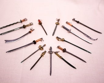 Custom Sword Pendants