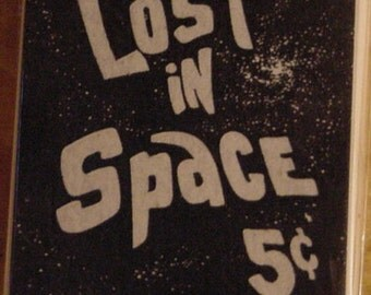 Lost In Space Trading Cards-Sealed