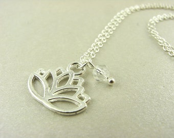 Necklace-Lotus Blossom
