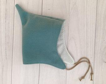Kit DIY beanie blue