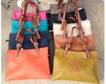 Monogrammed Tabatha Bag - Ladies Handbag