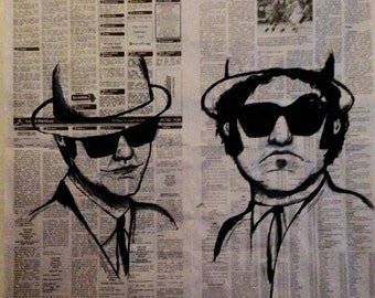 The Blues Brothers are all the news