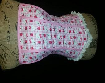 Hello kitty corset