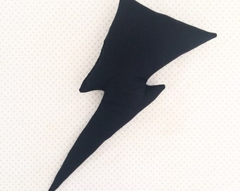 SALE// Lightening Bolt Cushion