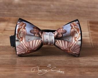 The Birth of Venus Sandro Botticelli bowtie - bow tie