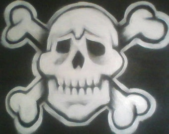 Pirate Flag By Ruckas