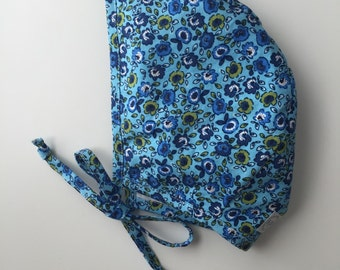 Forget-Me-Not Bonnet