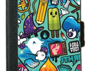 Doodle Pad Phone Case/Wallet