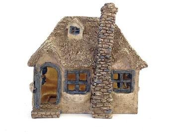 Fairy house, fairy garden, fairy cottage, stone fairy houses, fairy garden house, fairy garden accessory, fairies, miniature fairy garden