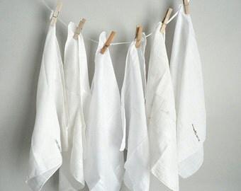 Men Handkerchiefs Collection of Six